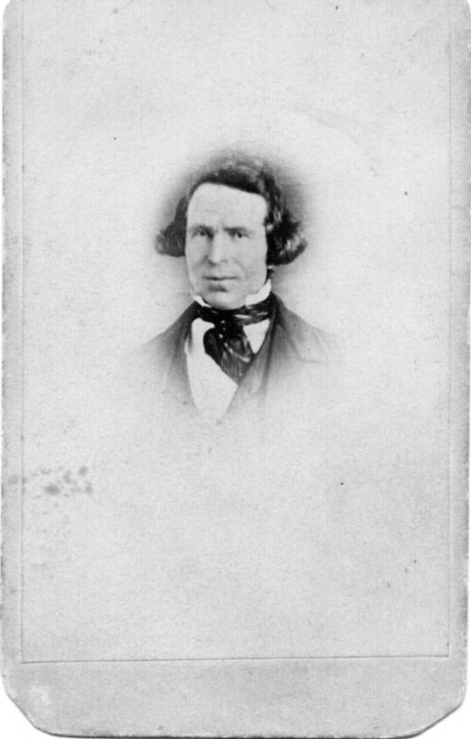 CLARK, Jonathan M portrait